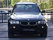 NATUREL DEN 2004 BMW X3 3.0I 232HP SİYAH İÇİ-KIRMIZI - 2523113