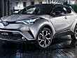 YENİ GİBİ --TOYOTA C-HR 1.8 HYBRID DIAMOND   SAFETY SENSE E-CVT - 1218364