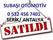 SUBAŞI DAN ORJİNAL NİSSAN QASHQAİ 1.5 DCİ TEKNA - 3296557