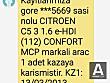 Citroën C5 1.6 e-HDi Confort - 4448005