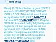 MART 2013 TRAFIGE CIKISLI TEMIZ AILE ARACI - 2439214