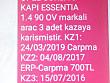 YILDIZLAR OTOMOTİV DEN 2015MODEL OPEL CORSA 1.4ESSENTİA OTOMATİK - 595793