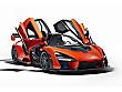 -HD MOTORLU ARAÇLAR-2019 McLAREN SENNA V8 800HP LİMİTLİ ÜRETİM  McLaren 720S 720S - 2139205
