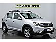 AŞK OTO DAN 2017 MODEL DACIA SANDERO 1.5 DİZEL HATASIZ OTOMATİK Dacia Sandero 1.5 dCi Stepway - 2552874
