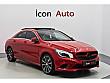 İCON AUTO - HATASIZ - CAM TAVAN - KIRMIZI - SPOR KOLTUK Mercedes - Benz CLA 200 Urban - 255427