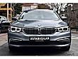 2017 BMW 520i LUXURY LİNE SUNROOF ISITMA NAVİ HAYALET VAKUM BAYİ BMW 5 Serisi 520i Luxury Line - 4403255