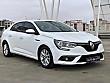 SAFİR AUTO  DAN 2016 MEGANE 1.5 DCI TOUCH 110HP H. KAYITSIZ Renault Megane 1.5 dCi Touch