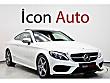 İCON AUTO - ARACIMIZIN KAPORASI ALINMIŞTIR Mercedes - Benz C Serisi C 180 AMG 7G-Tronic