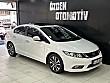 2015 HONDA CİVİC ECO ELEGANCE 73 BİN DE LPG Lİ EKRAN LI BEYAZ Honda Civic 1.6i VTEC Eco Elegance - 3148051