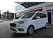 CarMarket 2019 HATASIZ BOYASIZ SADECE 12.000 KM Ford Tourneo Courier 1.5 TDCi Titanium - 3613778