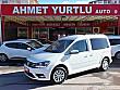 AHMET YURTLU AUTO 2017 VW CADDY 32.000 ETİKETLER DURUYOO BOYASIZ Volkswagen Caddy 2.0 TDI Comfortline - 3406412