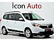 İCON AUTO - 7 KİŞİLİK - ÇELİK JANT - 4 CAM OTOMATİK - 1.5 DCİ Dacia Lodgy 1.5 dCi Allroad