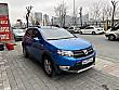 BOYASIZ HATASIZ TRAMERSİZ SERVİS BAKIMLI 65.000 KM MAVİ RENK Dacia Sandero 1.5 dCi Stepway - 3899371