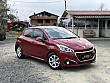 LİDER-AUTO 2016 PEUGEOT 208 OTOMATİK CAM TAVAN BOYASIZ LPG Lİ Peugeot 208 1.2 PureTech Active - 701431