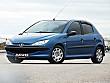 ACUN DAN MASRAFSIZ ORJ. 150.000 DE DİZEL PEUGEOT 206 Peugeot 206 1.4 HDi X-Design - 2965138