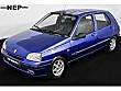 1997 CLİO 1.4 RT OTOMATİK VİTES 163 BİN KM     Renault Clio 1.4 RT - 3396356