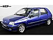 1997 CLİO 1.4 RT OTOMATİK VİTES 163 BİN KM     Renault Clio 1.4 RT - 3049163