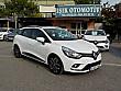 2018 ÇIKIŞLI HATASIZ CLİO SPORT TOURER 1.5 DCi 90 HP TOUCH EDC Renault Clio 1.5 dCi SportTourer Touch