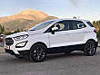 ARACIMIZ ANTALYA YA HAYIRLI OLSUN Ford EcoSport 1.0 EcoBoost Style - 4576693