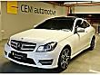 CEMautomotive-HATASIZ-BOYASIZ-TRAMERSİZ-2014 C180 COUPE AMG Mercedes - Benz C Serisi C 180 BlueEfficiency AMG - 2685779