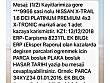 2016 çıkışlı 7 kişilik Xtrail Platinum Premium Dizel Otomatik Nissan X-Trail 1.6 dCi Platinum Premium - 1250556