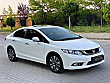 Eco Executive Civic HATASIZ-ORJİNAL-BOYASIZ DERİ DÖŞEME LPG li Honda Civic 1.6i VTEC Eco Executive