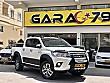 GARAC 79 dan 2016 HILUX 2.4 ADVENTURE 4X2 AKSESUARLI 59.000 KM Toyota Hilux Adventure 2.4 4x2