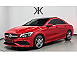 K I R M I Z I 2018 HATASIZ CLA180d AMG ÇİFT HAFIZA CAM TAVAN Mercedes - Benz CLA 180 d AMG - 4512102