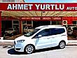 AHMET YURTLU AUTO 2016 COURUER TİTANİUM BOYASIZ Ford Tourneo Courier 1.6 TDCi Titanium
