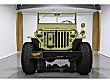 OTOFENİX 1952 MODEL JEEP WILLYS 122KM Jeep Jeep Willys - 752382