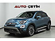 2020 MODEL   0   KM 500X CROSS PLUS 1.6 M.JET-120 BG-EXTRALI Fiat 500 X 1.6 Mjet Cross Plus - 603752