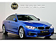 SBS MOTORS 2014 BMW 4.20d XDRIVE M SPORT SUNROOF ESTORİL MAVİ BMW 4 Serisi 420d xDrive M Sport
