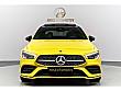 AYAZ OTOMOTİV HATASIZ BOYASIZ 780KM CLA 200 SARI Mercedes - Benz CLA 200 AMG - 990345
