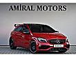 2016 YENİ A45 AMG 4 MATİC HATASIZ BOYASIZ BAYİ 381 HP NAVİ Mercedes - Benz A Serisi A 45 AMG - 2400166