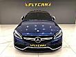 FLYCAR  2016 LANSMAN RENGİ 42.611KM DE C63 BODY KİT 19  HRE JANT Mercedes - Benz C Serisi C 180 AMG 7G-Tronic