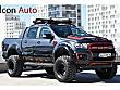 İCON AUTO - 4x4 2.0 Ecoblue WILDTRAK 10 İLERİ 213 Hp Ford Ranger 2.0 EcoBlue 4x4 Wild Trak - 992421