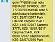 2016 MODEL SYMBOL RENAULT JOY 1.5 DCI 90 BEYGIR - 3406681