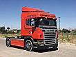 GÖKCE GALERİDEN 2011 SCANIA G 420 HIGHLINE SPOT ROT. KLMA ORJ Scania G 420 - 1280540
