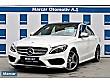 HATASIZ BOYASIZ SADECE 45.000KM DE 2016 MERCEDES-BENZ C200d AMG Mercedes - Benz C Serisi C 200 d BlueTEC AMG