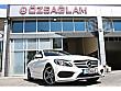 Özsağlam dan 2018 Mercedes C200d   AMG Boyasız 92binde Beyaz Ful Mercedes - Benz C Serisi C 200 d BlueTEC AMG