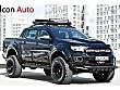 İCON AUTO - 8.500 KM - 4x4 2.0 Ecoblue WILDTRAK 10 İLERİ 213 Hp Ford Ranger 2.0 EcoBlue 4x4 Wild Trak - 3439417
