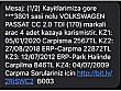VW CC temiz Volkswagen VW CC 2.0 TDI 2.0 TDI - 4551871