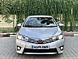 MUZAFFER DEN 2014 COROLLA ADVANCE Toyota Corolla 1.6 Advance