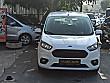 2020 1.5 TDCI 100 HP START STOP DELUX  18 KDV HATASIZ BOYASIZ Ford Tourneo Courier 1.5 TDCi Delux
