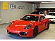 CEMautomotive-BOYASIZ-2015 PORSCHE CAYMAN PDK-BAYİ Porsche Cayman Cayman