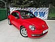 OTOSHOW 2 ELDEN 2014 VW NEW BEETLE 73.000 KM CAM TAVANLI KIRMIZI Volkswagen Beetle 1.2 TSI Design