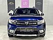 HATASIZ BOYASIZ 2018 DACİA SANDERO 1.5DCi STEAPWAY SYTLE MAVİ Dacia Sandero 1.5 dCi Stepway Style