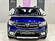 75.500KM MAKYAJLI KASA 2017 DACİA SANDERO 1.5DCi STEAPWAY MAVİ Dacia Sandero 1.5 dCi Stepway