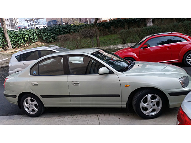2 el 2004 model yesil hyundai elantra 47 000 tl tasit com