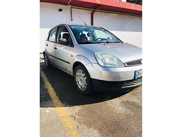 2 El 2005 Model Gri Ford Fiesta 36 999 Tl Tasit Com